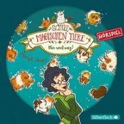Cover-Bild zu Auer, Margit: Hin und weg! Das Hörspiel