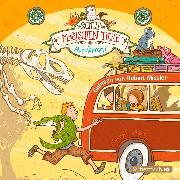Cover-Bild zu Auer, Margit: Die Schule der magischen Tiere 4: Abgefahren! (Audio Download)