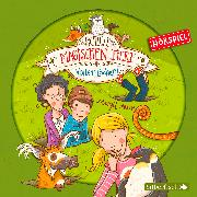 Cover-Bild zu Auer, Margit: Voller Löcher! Das Hörspiel (Die Schule der magischen Tiere - Hörspiele 2)