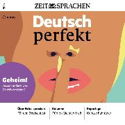 Cover-Bild zu eBook Deutsch lernen Audio - Geheim!