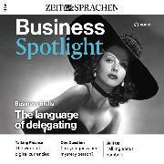 Cover-Bild zu eBook Business-Englisch lernen Audio - Aufgaben delegieren