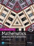 Cover-Bild zu Mathematics Analysis and Approaches for the IB Diploma Standard Level