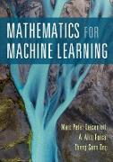 Cover-Bild zu Mathematics for Machine Learning