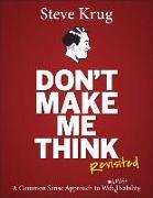 Cover-Bild zu Don't Make Me Think, Revisited