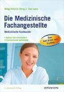 Cover-Bild zu Die Medizinische Fachangestellte (eBook) von Lenz, Eva