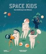 Cover-Bild zu Parker, Steve: Space Kids (DE)