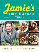 Cover-Bild zu Oliver, Jamie: Jamie's Friday Night Feast Cookbook (eBook)