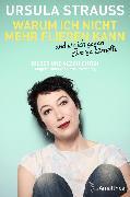 Cover-Bild zu Warum ich nicht mehr fliegen kann und wie ich gegen Zwerge kämpfte (eBook) von Priesching, Doris