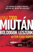 Cover-Bild zu Miután boldogok leszünk (eBook) von Todd, Anna