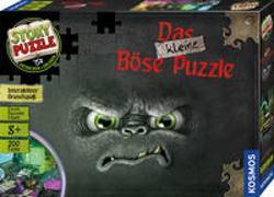 Cover-Bild zu Story Puzzle 200 Teile / Das kleine Böse Puzzle