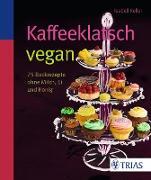 Cover-Bild zu Kaffeeklatsch vegan (eBook) von Keller, Isabell