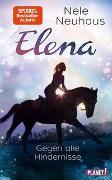 Cover-Bild zu Neuhaus, Nele: Elena - Ein Leben für Pferde 1: Gegen alle Hindernisse