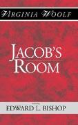 Cover-Bild zu Woolf, Virginia: Jacob's Room