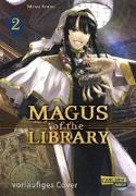 Cover-Bild zu Izumi, Mitsu: Magus of the Library 2