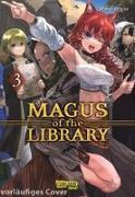 Cover-Bild zu Izumi, Mitsu: Magus of the Library 3