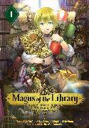 Cover-Bild zu Izumi, Mitsu: Magus of the Library 1