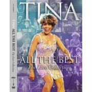 Cover-Bild zu Turner, Tina (Schausp.): Tina Turner - All the Best - The Live Collection