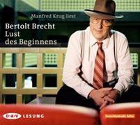 Cover-Bild zu Lust des Beginnens von Brecht, Bertolt