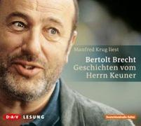 Cover-Bild zu Geschichten vom Herrn Keuner von Brecht, Bertolt