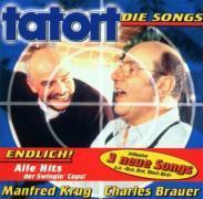 Cover-Bild zu Tatort-Die Songs (New Edition) von Krug, Manfred & Brauer (Komponist)