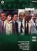 Cover-Bild zu Tatort (2) 80er Box von Karin Anselm (Schausp.)