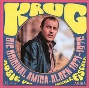Cover-Bild zu Die Original Amiga Alben 1971-1976 von Krug, Manfred