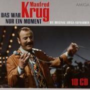 Cover-Bild zu Das war nur ein Moment (Die Original AMIGA Aufnahm von Krug, Manfred (Komponist)