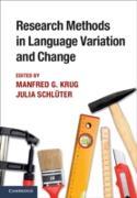 Cover-Bild zu Research Methods in Language Variation and Change (eBook) von Krug, Manfred (Hrsg.)