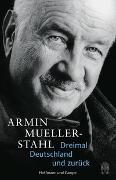 Cover-Bild zu Dreimal Deutschland und zurück von Mueller-Stahl, Armin
