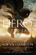 Cover-Bild zu Hero at the Fall von Hamilton, Alwyn