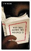 Cover-Bild zu Simenon, Georges: Aus den Akten der Agence O (eBook)