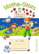 Cover-Bild zu Mathe-Stars - Knobel- und Sachaufgaben 5. Schuljahr. Übungsheft mit Lösungen von Hatt, Werner