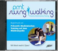 Cover-Bild zu PMT SwingWalking. Begleitmusik von Häberling, Ursula