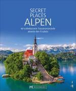 Cover-Bild zu Secret Places Alpen