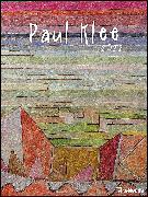 Cover-Bild zu Klee, Paul: Paul Klee 2022 - Kunst-Kalender - Poster-Kalender - 48x64
