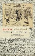 Cover-Bild zu Klee, Paul: Die Korrespondenz 1898-1940
