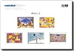 Cover-Bild zu Klee, Paul (Künstler): Kartenbox Klee II