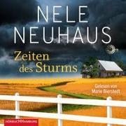 Cover-Bild zu Neuhaus, Nele: Zeiten des Sturms (Sheridan-Grant-Serie 3)