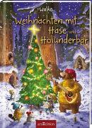 Cover-Bild zu Weihnachten mit Hase und Holunderbär von Walko