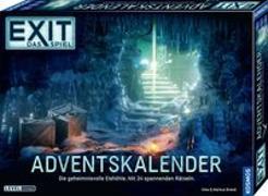 Cover-Bild zu EXIT - Das Spiel: Adventskalender 2020