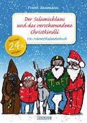 Cover-Bild zu Der Salamichlaus und das verschwundene Christkindli von Baumann, Frank