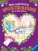 Cover-Bild zu Mein zauberhafter Adventskalender