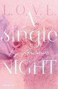 Cover-Bild zu A single night von Andrews, Ivy