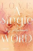 Cover-Bild zu A single word (eBook) von Andrews, Ivy