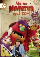 Cover-Bild zu Meine Monster und ich von Connolly, Stu