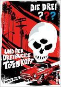 Cover-Bild zu Menger, Ivar Leon: Die drei ??? und der dreiäugige Totenkopf