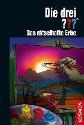 Cover-Bild zu Sonnleitner, Marco: Die drei ??? Das rätselhafte Erbe (drei Fragezeichen) (eBook)