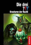 Cover-Bild zu Sonnleitner, Marco: Die drei ??? Kreaturen der Nacht