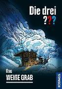Cover-Bild zu Nevis, Ben: Die drei ??? Das weiße Grab