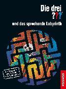 Cover-Bild zu Schiefelbein, Nina: Die drei ??? und das sprechende Labyrinth